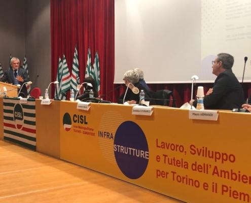 Convegno Cisl Infrastrutture: intervento di Sergio Chiamparino